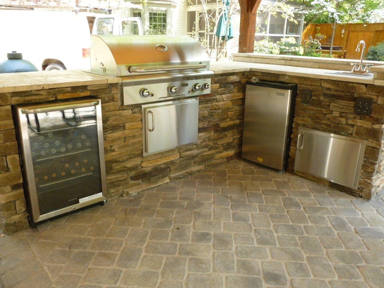 Outdoor Kitchens Undercover Systems
